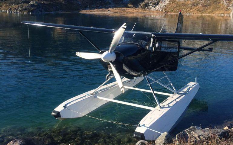 Cessna 185 - Island Air Service
